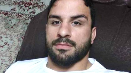 El luchador Navid Afkari