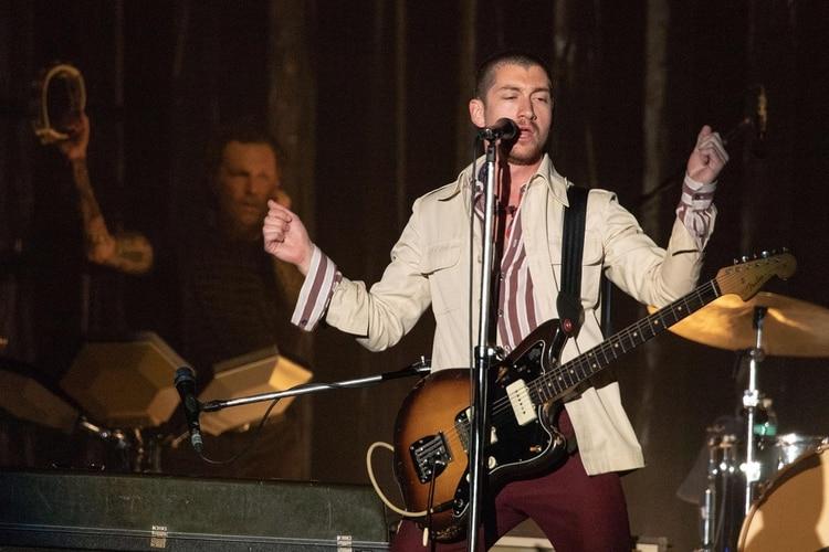 Arctic Monkeys en un festival en los Estados Unidos en octubre de 2018 (Foto: Shutterstock)
