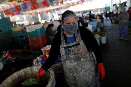 La pandemia de coronavirus en México ha paralizdo distintas actividades económicas (Foto: Reuters / Carlos Jasso)