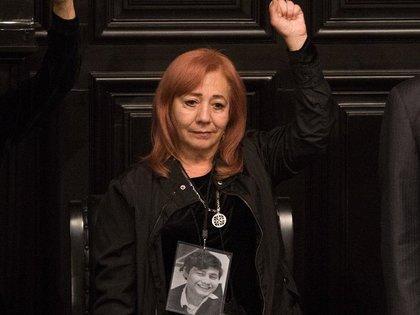 Rosario Piedra Ibarra, presidente de la Comisión Nacional de los Derechos Humanos (Foto: Archivo)