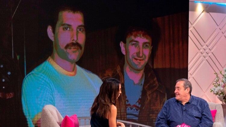 Peter Freestone habló sobre la muerte de Freddie Mercury (Shutterstock)