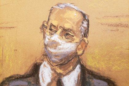 El Jefe máximo de los militares en México, Salvador Cienfuegos, fue liberado por Estados Unidos. (Foto: REUTERS/Jane Rosenberg)