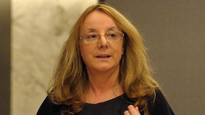 La gobernadora de Santa Cruz, Alicia Kirchner