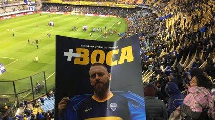 La llegada de Daniele De Rossi a Boca fue un éxito inicial de marketing y venta de camisetas. ¿Por qué duró tan poco?