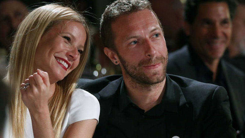 Gwyneth Paltrow estuvo casada durante una década con Chris Martin, el líder de Coldplay (Crédito: AP)