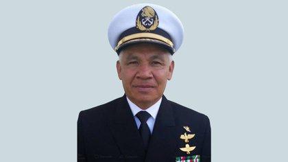 """Marco Antonio Ortega Siu: el almirante detrás de la recaptura del """"Chapo"""" que hoy está en la mira de la FGR"""