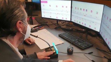 La Telemetría Metro ayudará a conocer los parámetros y condiciones de operación y control de los trenes. Además, la caja negra enviará información del estado del tren y podrá ser consultado desde un tablero digital en tiempo real.  (Foto: Twitter@MetroCDMX)