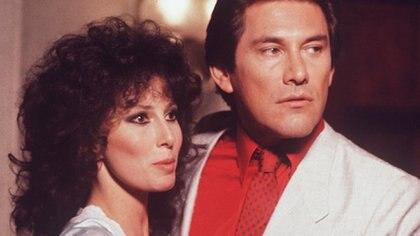 Arnaldo André y Luisa Kuliok, una pareja clásica del teleteatro