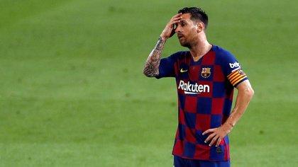 Se cumplió una semana del burofax que le llegó al club catalán
