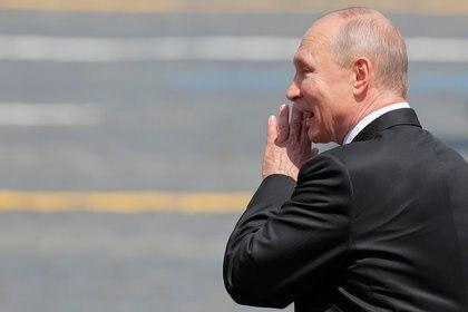Vladimir Putin contó que se hace el test delor coronavirus cada 3 o 4 días