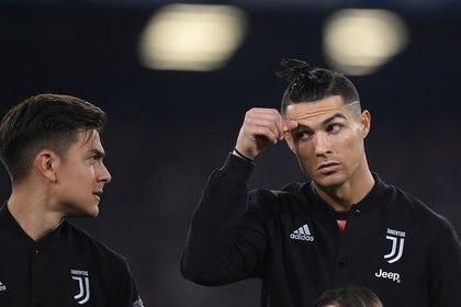 Paulo Dybala y Crstiano Ronaldo podrían estar en problemas (Reuters)