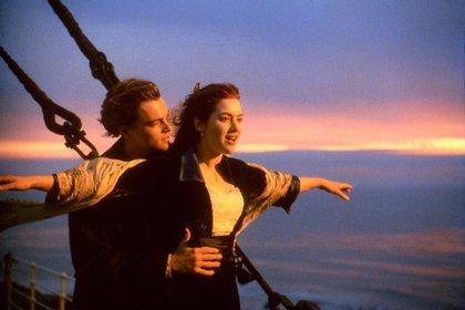 """Para Di Caprio Kate es, sin duda, """"su actriz favorita en toda la industria del cine"""""""