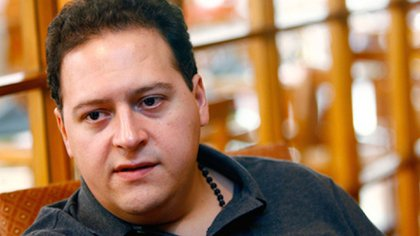 Sebastián Marroquín, hijo de Pablo Escobar.