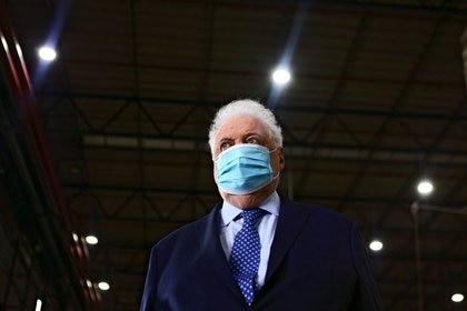 Ginés González García (REUTERS/Matias Baglietto)