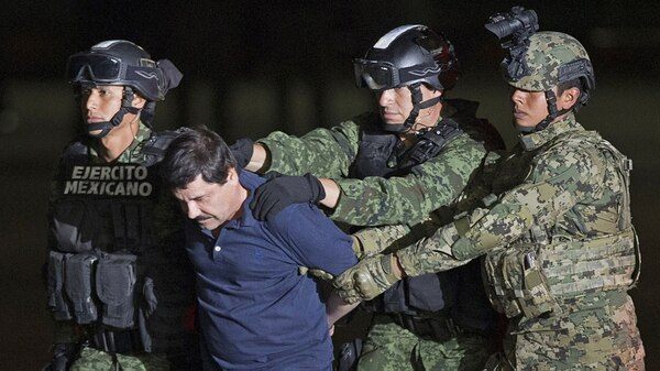 """El Chapo"" Guzmán (AP)"