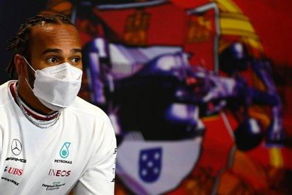 Lewis Hamilton se une al boicot (Foto: Reuters)