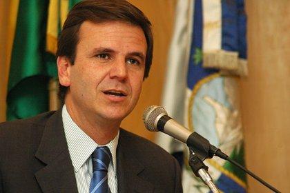 Mayor of Rio de Janeiro, Eduardo Pace