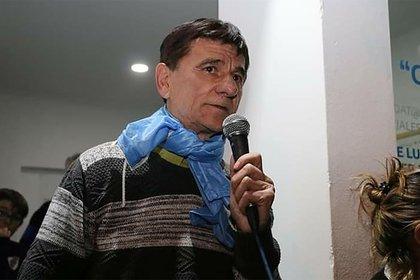 Juan Carlos Gasparini es el intendente actual de Roque Pérez
