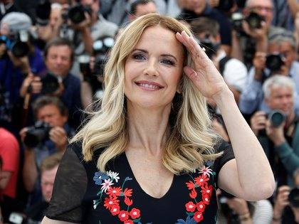FILE PHOTO: 71st Cannes Film Festival - Photocall for the film Gotti - Cannes, France, May 15, 2018. Cast member Kelly Preston. REUTERS/Regis Duvignau/File Photo
