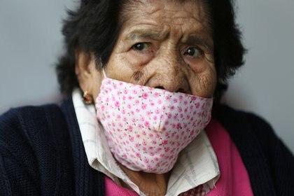 La Ciudad de México logró inmunizar al 100% de la población adulta mayor de tres alcaldías (Foto: Reuters / Edgard Garrido)