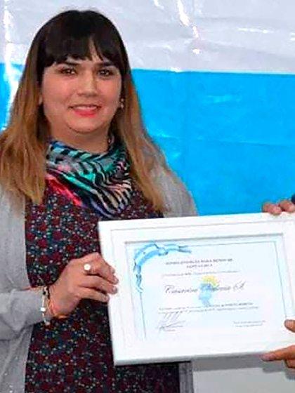 Valeria Casarini, la concejala y prima del intendente de Perito Moreno, que estaba en la fiesta clandestina en el medio de la cuarentena obligatoria