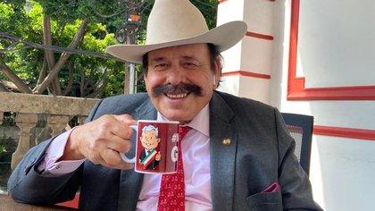 Armando Guadiana, senador por Morena y empresario (Foto: Twitter/aguadiana)