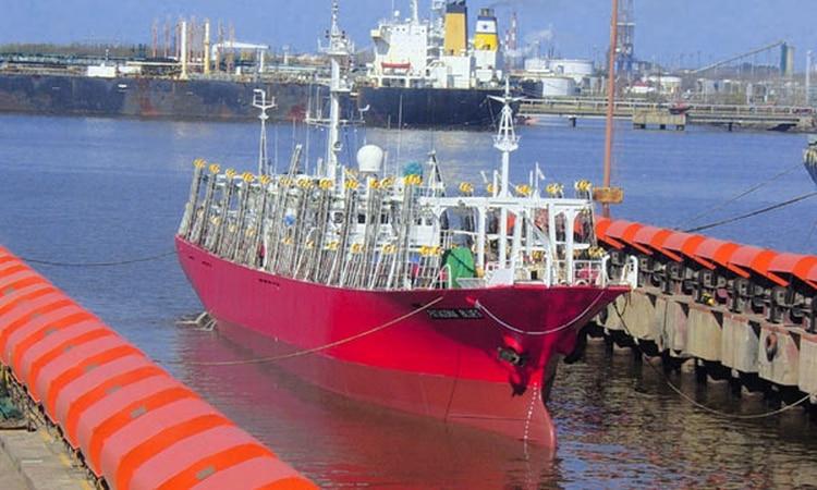Tandanor se dedica principalmente a la reparación de buques mercantes y pesqueros del sector privado