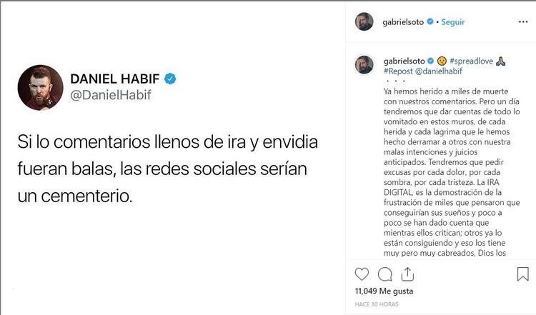 Gabriel Soto E Irina Baeva Respondieron Así A Quienes Los