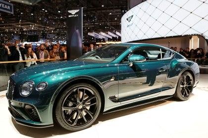 Con una edición limitada, el Bentley Continental GT Number 9 rinde tributo a los automóviles más icónicos de la automotriz británica