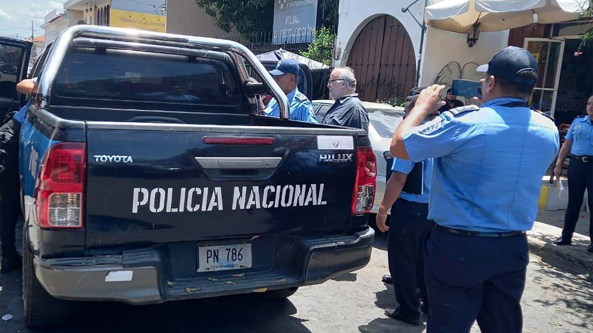 detuvieron a josé pallais en nicaragua