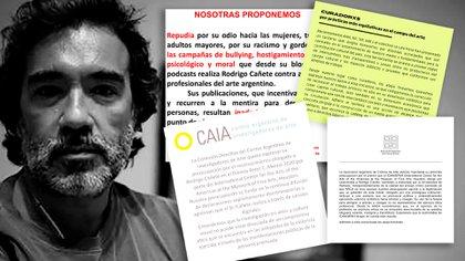 La polémica detrás del crítico Rodrigo Cañete: ¿por qué referentes del arte piden que se le retire un premio internacional?
