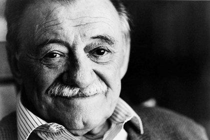 Benedetti murió en mayo de 2009