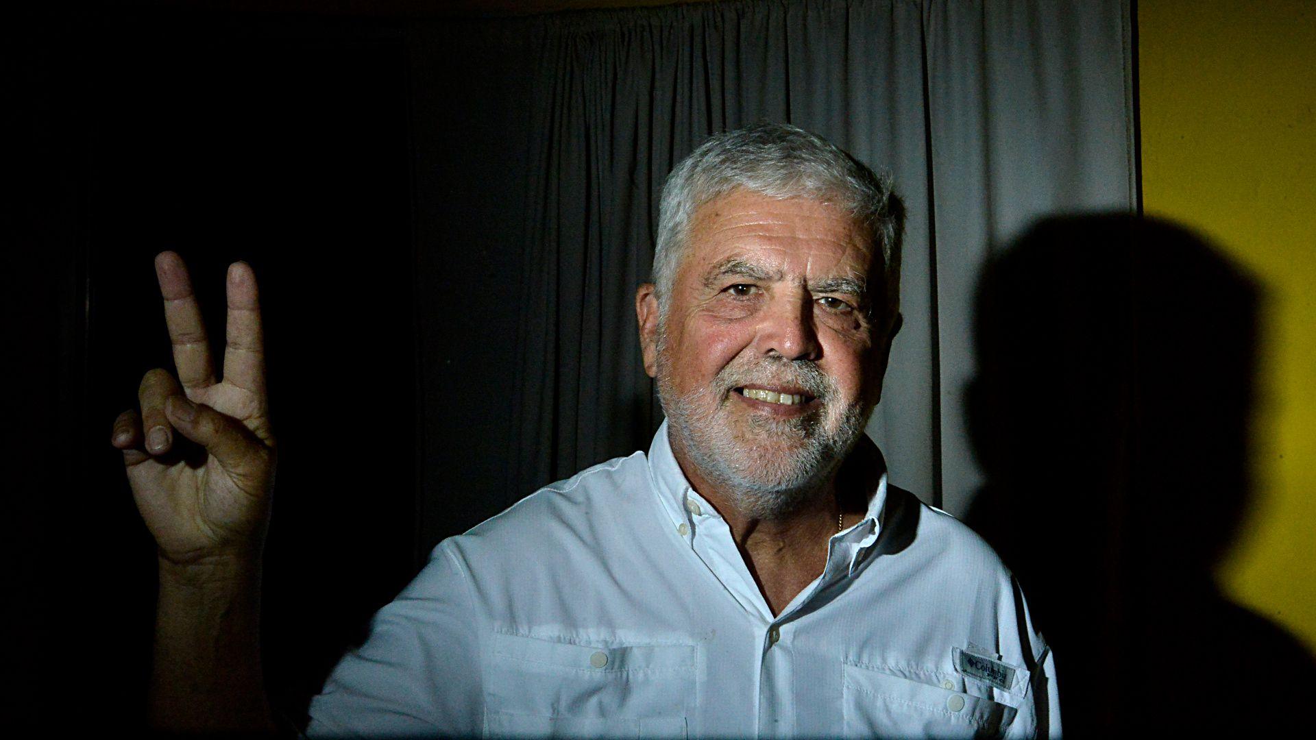 Julio De Vido, ex ministro de Planificación Federal (Gustavo Gavotti)