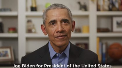 Barack Obama apoya a Joe Biden para presidente (Twitter @barackobama)