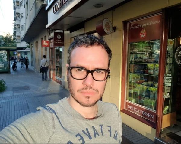 Martín Ortega, el hijo mayor de Evangelina Salazar y Palito Ortega