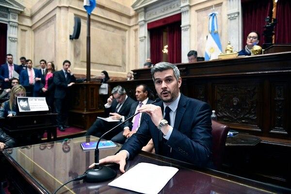 Marcos Peña brindará un nuevo informe de gestión en Diputados