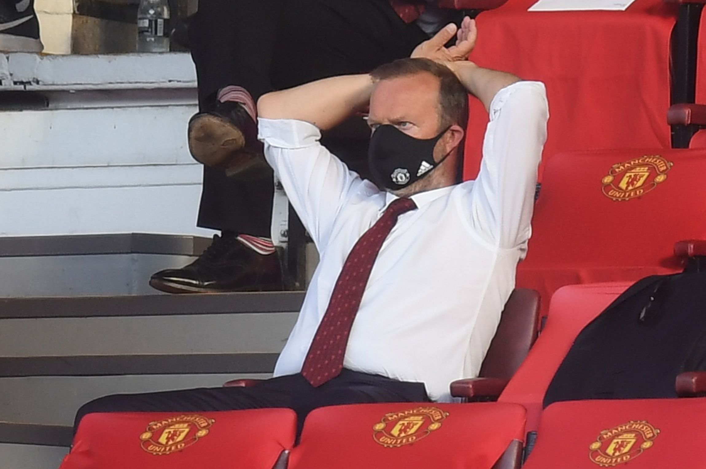 ED Woodward tenía el cargo también de vicepresidente del Manchester United (Reuters)