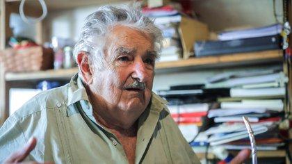"""José """"Pepe"""" Mujica sostuvo que el respeto democrático """"es un capital"""" que tiene Uruguay, a diferencia de muchos países de la región (EFE/Raúl Martínez)"""