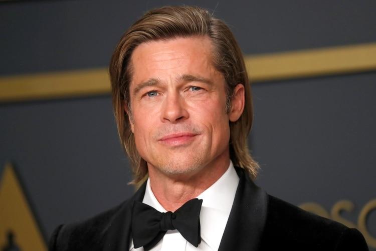 Brad Pitt obtuvo el Oscar al mejor actor de reparto por su rol de doble de riesgo Cliff Booth en la película de Tarantino REUTERS/Lucas Jackson