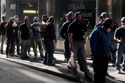 Joe Biden busca reactivar la economía tras la crisis provocada por la pandemia (REUTERS/Carlo Allegri)