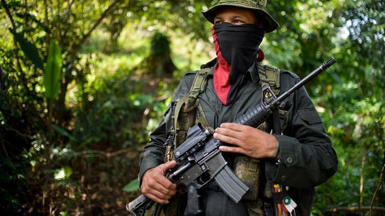 El ELN es la máxima preocupación del gobierno colombiano (AFP)