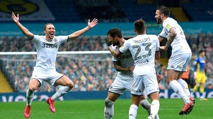 Leeds United se quedó con el título a falta de dos compromisos