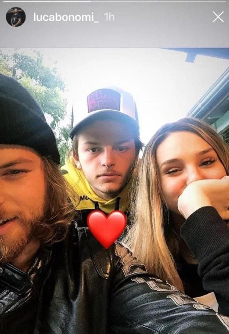 Juanita Tinelli, a tres meses de su ruptura con Toto Otero estaría iniciando una nueva relación con el hermano de Luca Bonomi (Foto: Instagram)