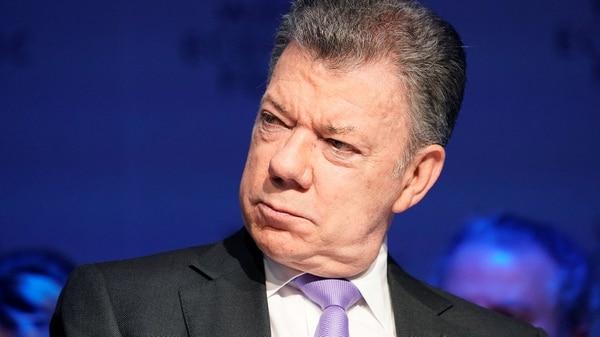 Para Duque, el gobierno de Santos estancó el crecimiento de Colombia (Reuters)