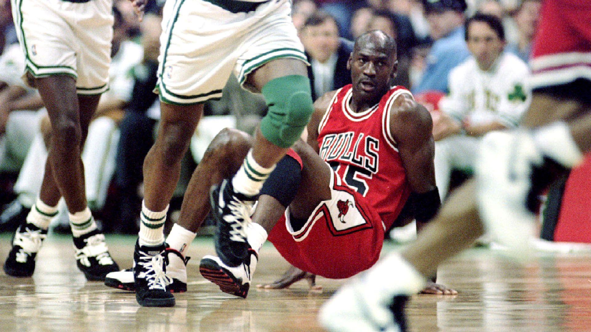 regreso jordan NBA
