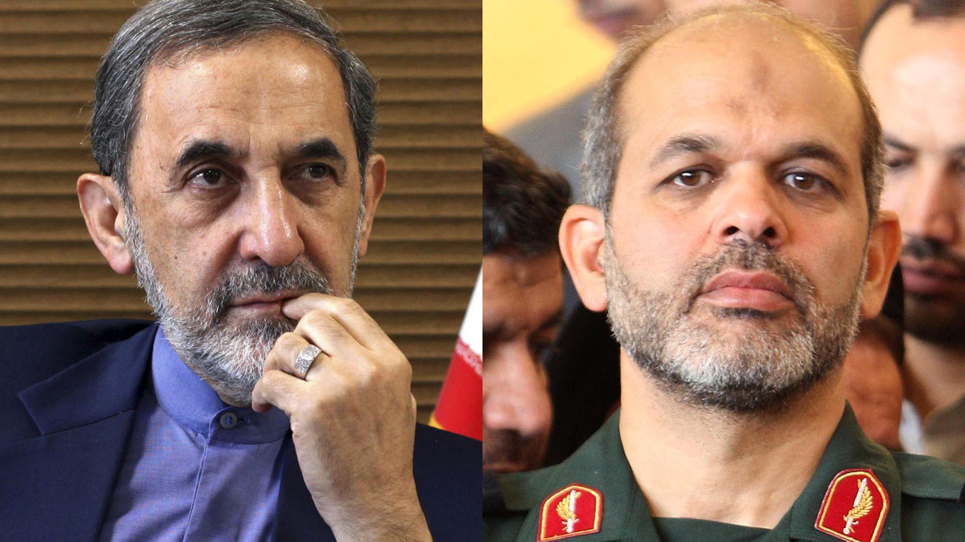 Ali Akbar Velayati y Ahmad Vahidi estan acusados por la justicia por ser los cerebros del atentado terrorista a la AMIA y en más de una oportunidad salieron al exterior sin ser capturados