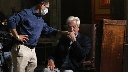 El ex presidente Tabaré Vázquez brindó una emotiva entrevista al Canal 10 de Uruguay (El Legado TV)