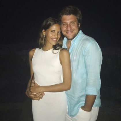 Taina Laurino y Georgie Neuss (Foto: Instagram)