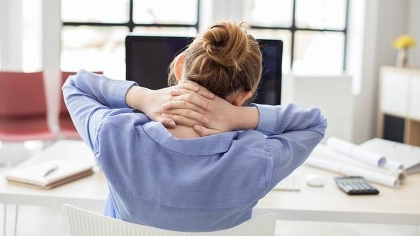 El 40% de las personas con fibromialgia pierde su empleo a causa de la enfermedad (Getty)
