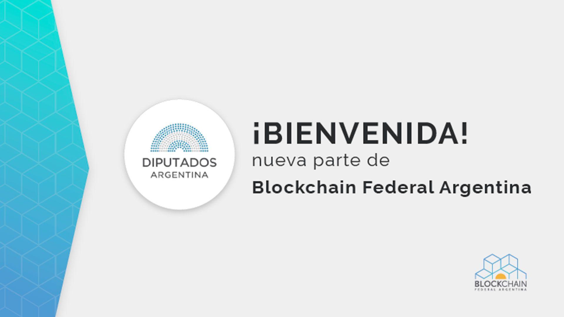 blockchain Diputados